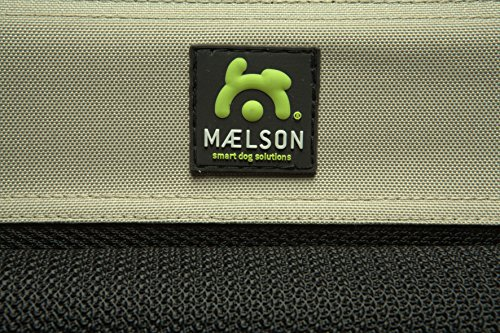 Maelson Soft Kennel XS faltbare Hundebox -beige- 62 (62 x 42 x 41 cm) - 20