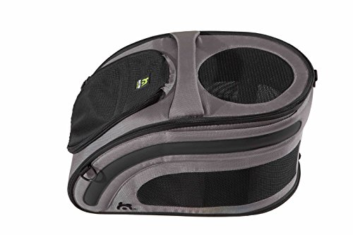 Maelson Snuggle Kennel Flugbox Autobox – Anthrazit - 2