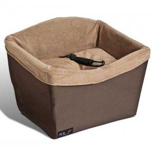 Das Bild zeigt den Solvit Autositz von der Firma Pet Safe
